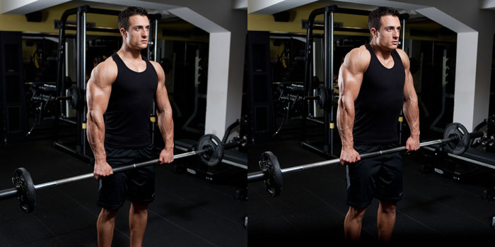 Barbell Shrugs Weight Training Exercises 4 You