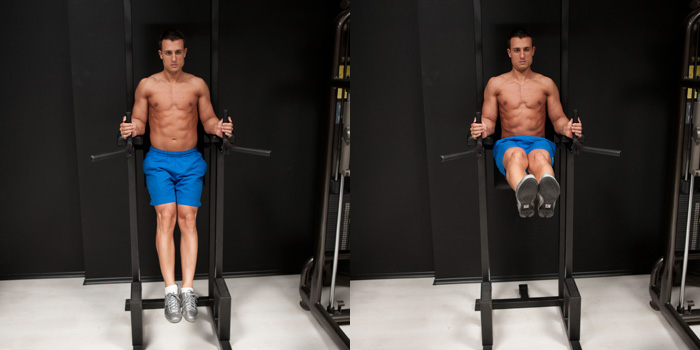 Leg-Raise-On-Parallel-Bars
