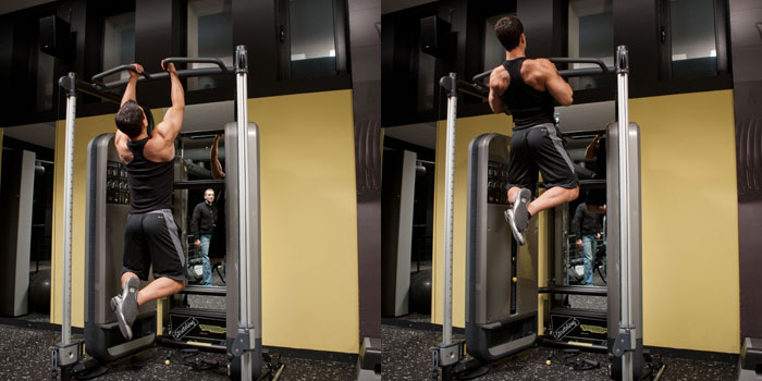 Narrow-Grip-Pull-Ups