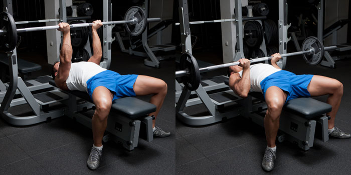 Reverse-Grip-Close-Grip-Bench-Press