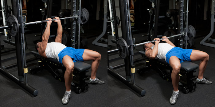 Smith-Machine-Close-Grip-Bench-Press