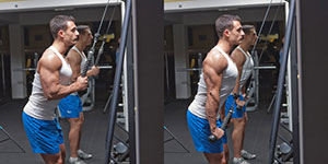 Triceps Rope Extension