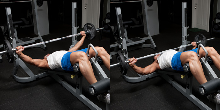 Wide-Grip-Barbell-Decline-Bench-Press